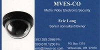 MVES-CO Metro Video Electronic Security 1